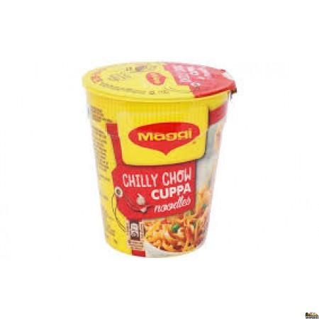Maggi Masala Cuppa Noodles Chilli Chow - 70g