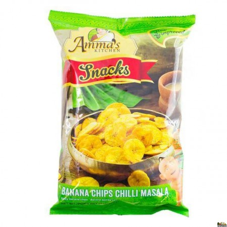 Ammas Kitchen Banana Chilli Masala - 200g
