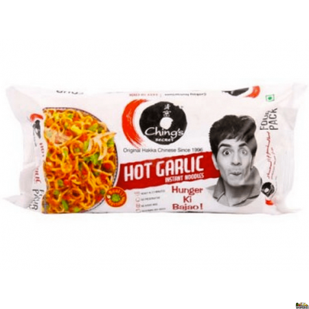 Chings Hot Garlic Noodles - 240gms