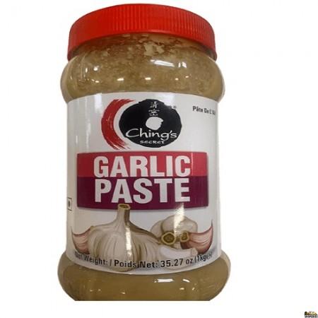 Chings Garlic Paste - 1 Kg