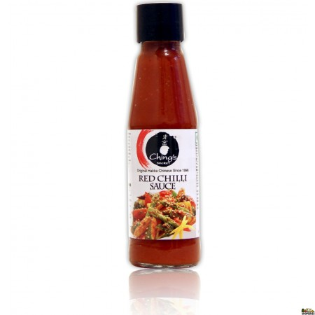 Chings Red Chilli Sauce - 200 Gms