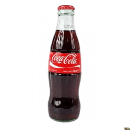 Coca Cola - 8 Oz Glass Bottle
