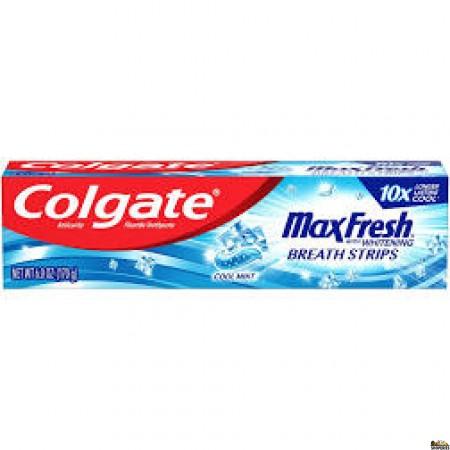 Colgate Max Fresh Blue Tooth Paste (big) - 200 Gm