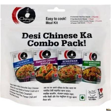 Chings Desi Chineese - Ka Combo Pack - (6x20g)