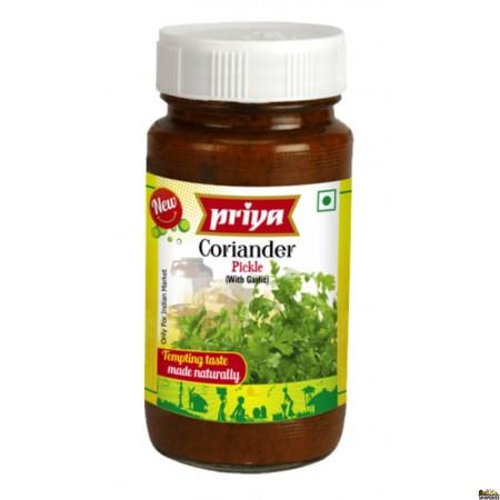 Priya Corriander Pickle - 300g