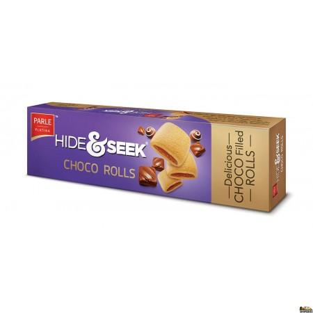 Parle Hide and Seek Choco Rolls 125gms