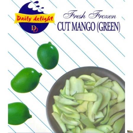 Daily Delight Cut Mango Green - 14.10 oz