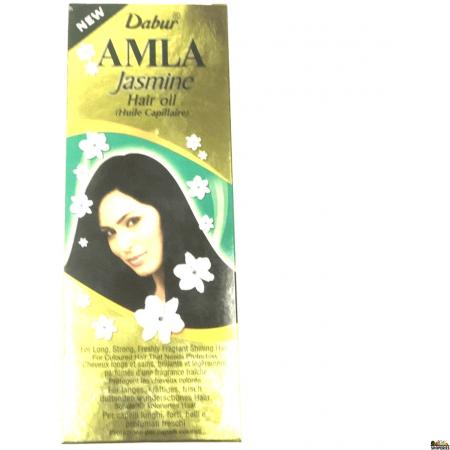 Dabur Amla Jasmine Hair Oil - 7 oz