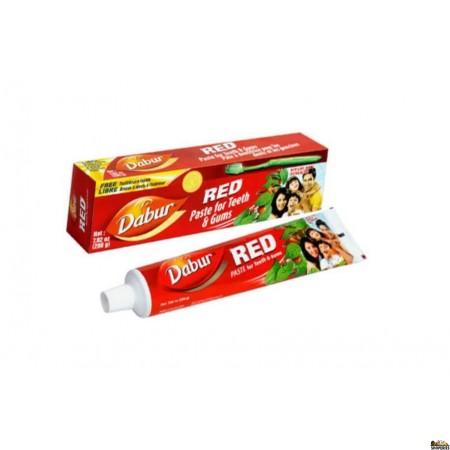 Dabur Red ToothPaste - 3.38 FL OZ (100 ML)