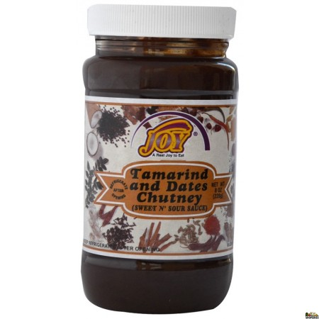 Joy Tamarind Date Chutney - 16 oz