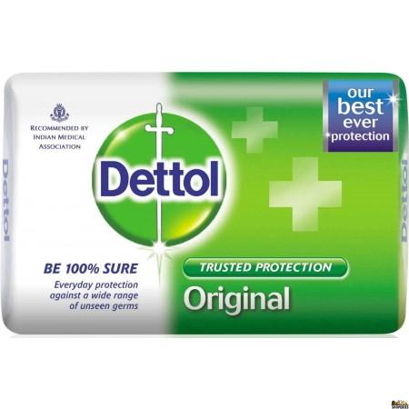 Dettol Soap Value Pack, Original - (6 CountX 105 g)