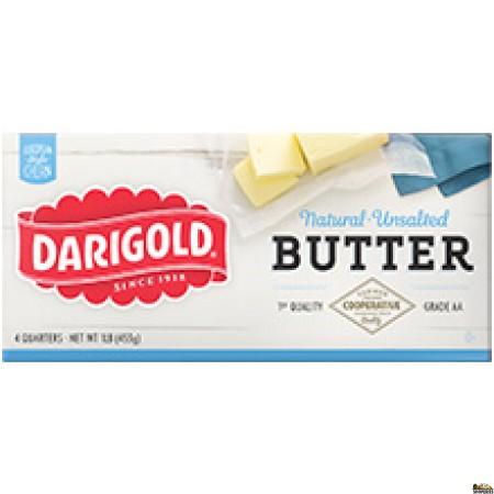 Darigold UnSalted Butter - 1 lb