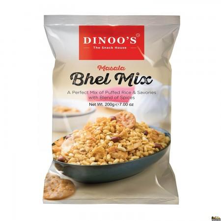 Dinoo's Masala Bhel Mix - 200 Gm