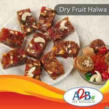 A2B Dry Fruit Halwa