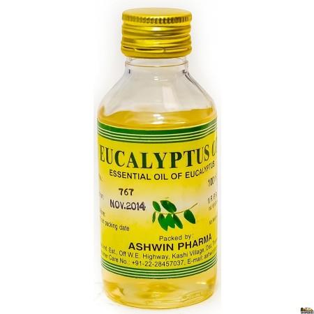 Eucalyptus Oil - 100 ml