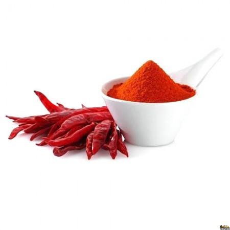 GM Red Extra Hot Chilli powder - 400g
