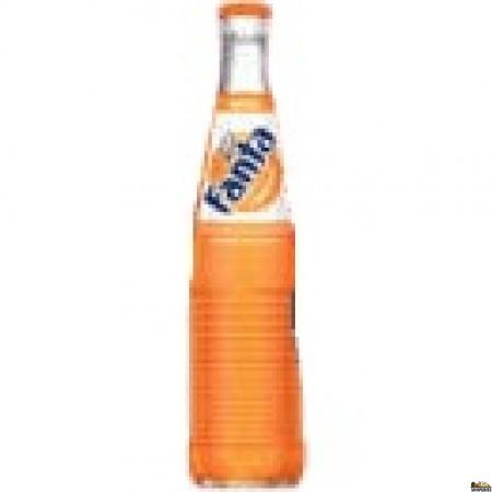 Fanta - Orange Soda - 12 Oz