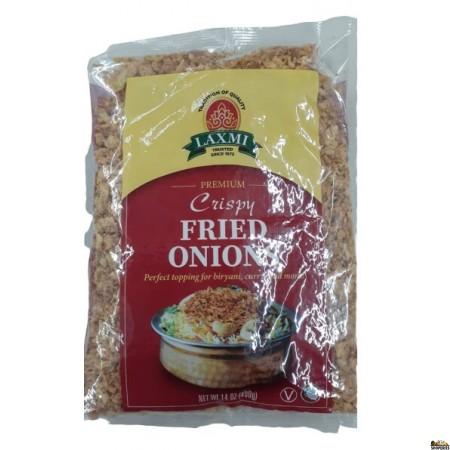 Laxmi Fried Onions - 14 oz