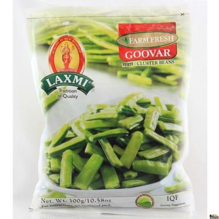 Laxmi Frozen Cut Goovar / Guvar - 11 Oz