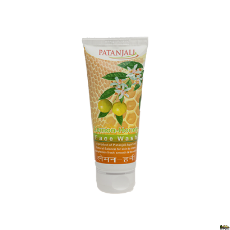Patanjali Lemon & Honey Face Wash 60 ml