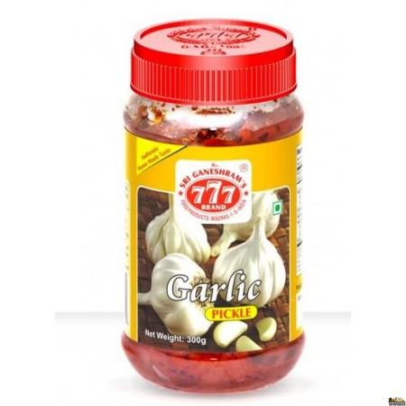 777 garlic  pickle - 300g