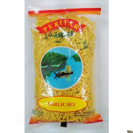 Delight Foods Garlic Sev Mixture - 7 Oz