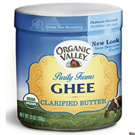 Organic valley organic ghee - 13 Oz