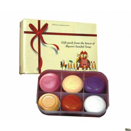 Mysore Sandal Gift Pack (6-1) - 900 Gm