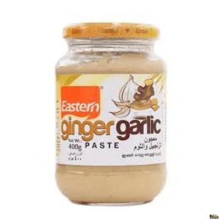 Eastern Ginger Garlic Paste - 400 Gm
