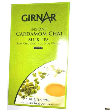 Girnar Instant Tea Mix cardamom- 220 g
