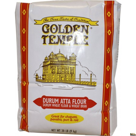 Golden Temple Durum Atta - 20 lb