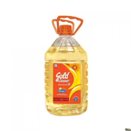 Gold Winner Sunflower oil - 5 Litre