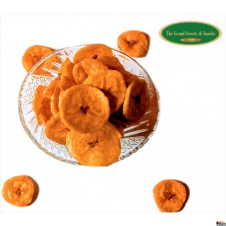 Grand Sweets Nendaran Banana Chips- 200g