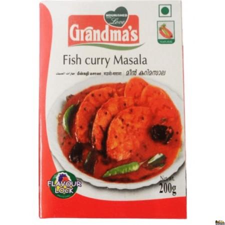 Grandmas Fish Masala  - 90 gms