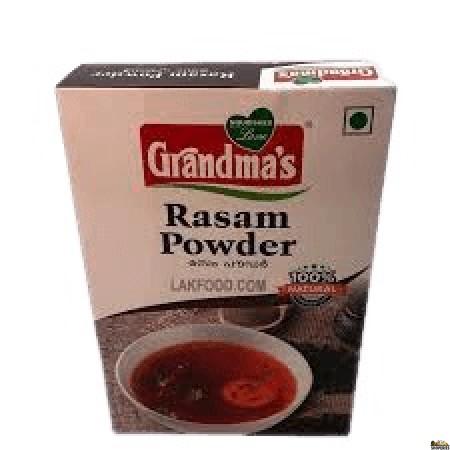 Grandmas Rasam Powder - 75gm