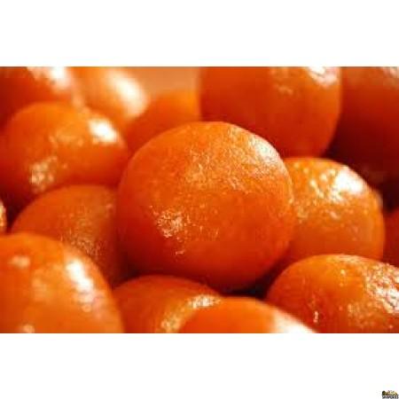 Prabhu Sweets Gulab Jamun - 1 lb