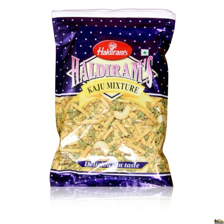 Haldirams Kaju Mixture - 7 oz