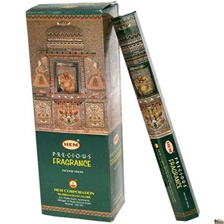 Hem Hexa Agarbatti Fragrance - 1 (big Box)