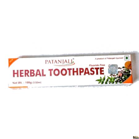 Patanjali Herbal ToothPaste 100Gm