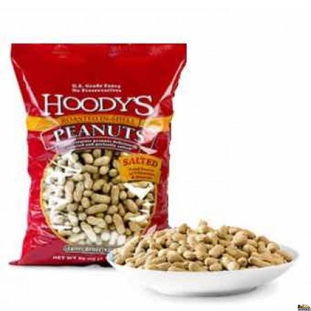 Hoody Salted InShell - Peanuts - 1 lb