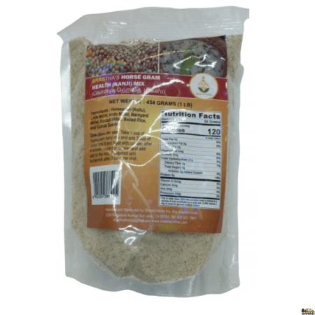 Dry Horse Gram Health Mix Powder - 1 lb