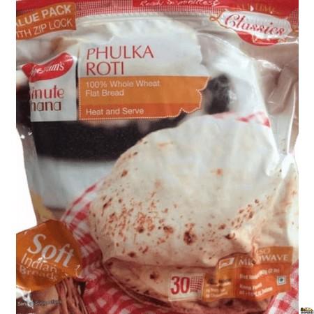 Haldirams Phulka Roti - 900 gms