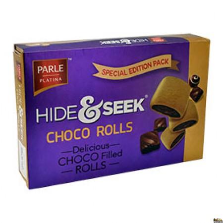Parle Hide and Seek Choco Rolls - 250gms