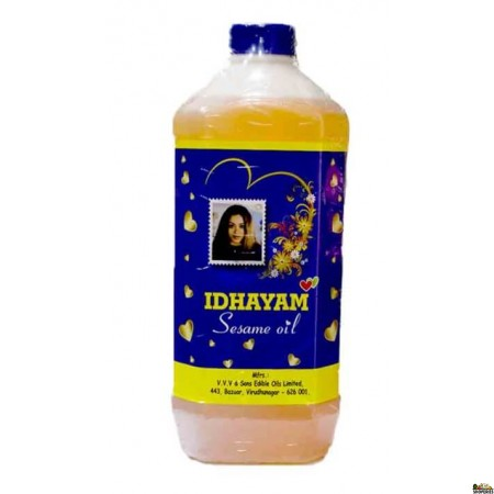 Idhayam Sesame/Gingely Oil - 1 Litre