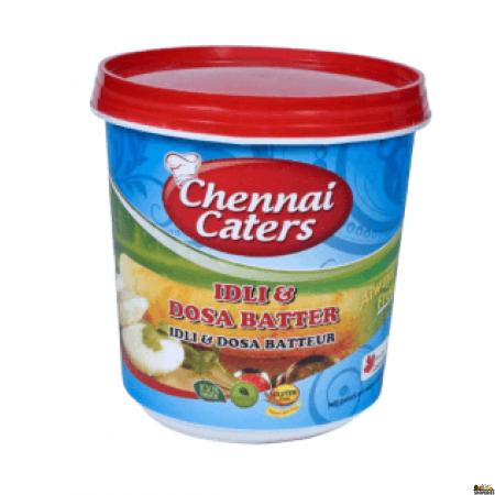 Chennai Caters Idli & Dosa Batter - 900 ml