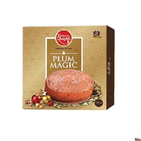 Daily Delight Plum Magic - 700 Gm