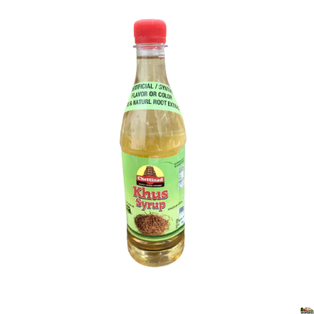 Chettinad Khus Syrup - 750 Ml