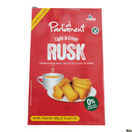 Parliment Rusk Toast- 700g