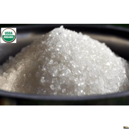 USDA Organic Sugar Crystal Indian Style - 10 lb