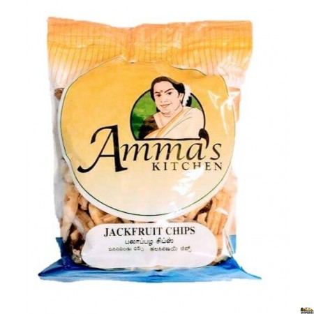 Ammas Kitchen Jack Fruit Chips - 200 g